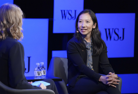 Leana Wen photo from WSJ Future of Everything Festival