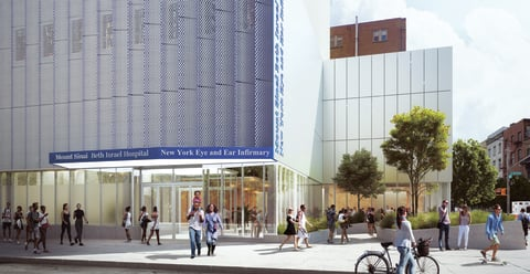 Here's a look at the 'downtown transformation' Mount Sinai