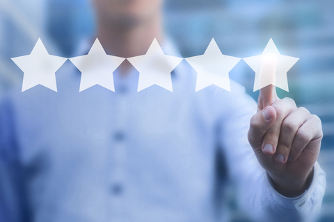 Star rating review patient experience