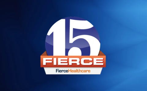 FierceHealthcare's Fierce15 logo