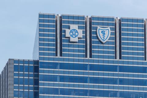 The Blue Cross Blue Shield Association headquarters building