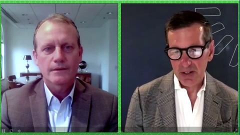 AHIP's Matt Eyles interviews Humana's Bruce Broussard