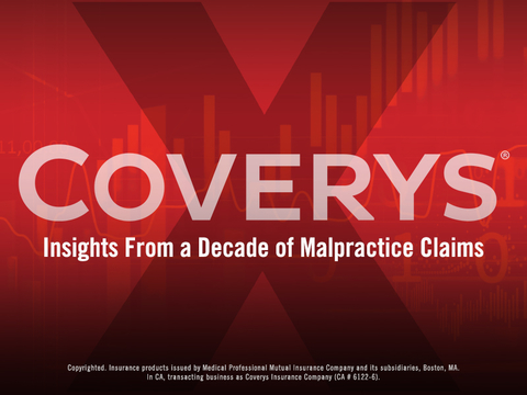 Insights From a Decade of Malpractice Claims
