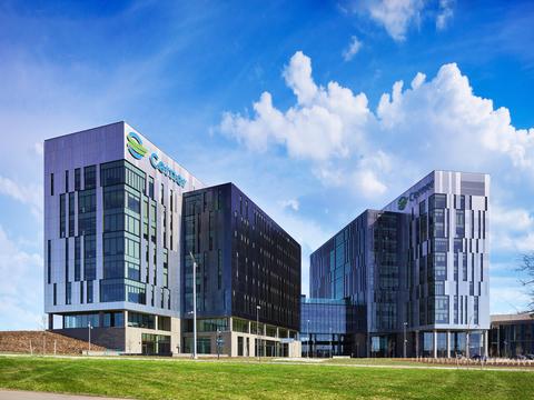 Cerner's headquarters are in Kansas City, Missouri