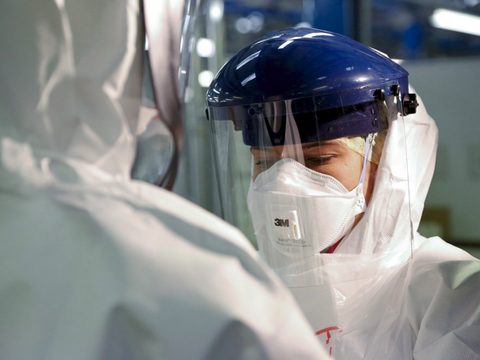 Amid the COVID-19 crisis, NIST's Manufacturing Extension Partnership is helping companies ramp up production of badly needed personal protective equipment and other medical supplies.