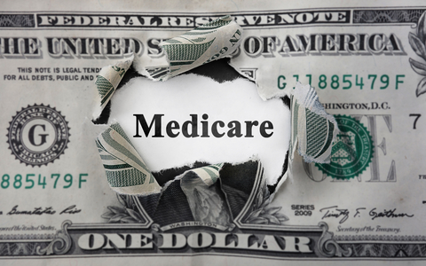 Medicare spending costs money