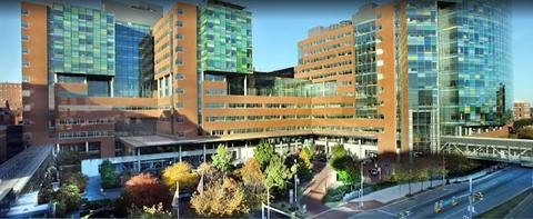 exterior photo of Johns Hopkins Medicine