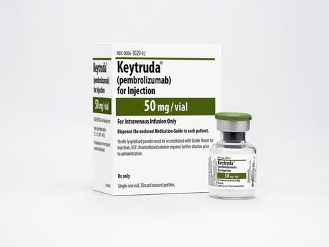 gastric cancer keytruda fda)