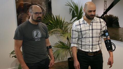 Klick SymPulse device for Parkinson's