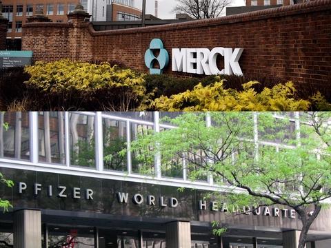 Merck Pfizer