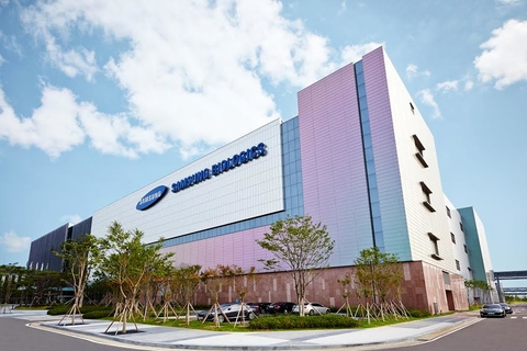 Samsung BioLogics South Korea