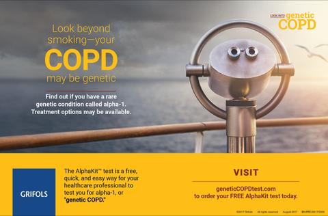 Grifols COPD