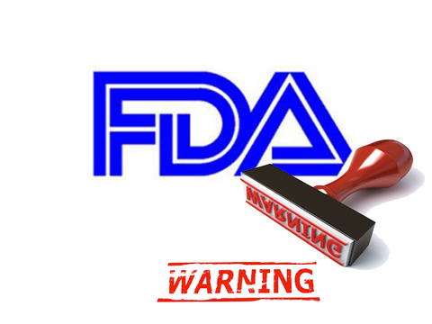 FDA issues warning letter to French drug testing lab