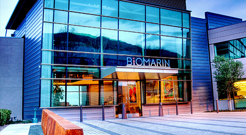 BioMarin building