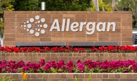 Allergan California