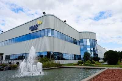 Halo Pharma plant