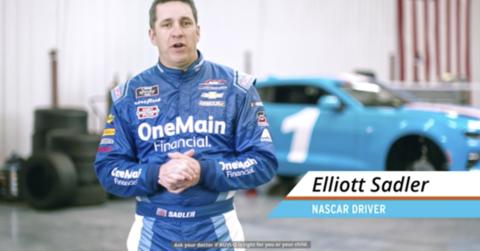 Kaleo NASCAR