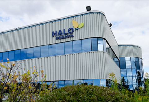 Halo Pharma CDMO plant in Montreal, Canada