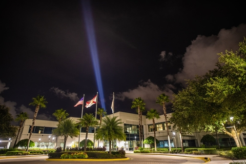 Johnson & Johnson Vision HQ spotlight for eye health campaign