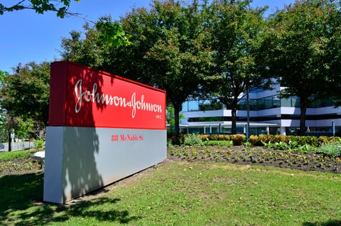 Johnson & Johnson quarterly profit rises 4.5%
