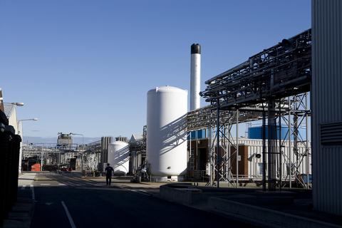 GlaxoSmithKline Montrose, Scotland production site
