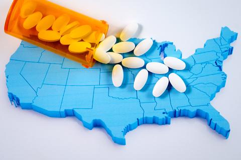 U.S. opioid epidemic