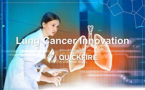 Johnson & Johnson JLABS lung cancer innovaton challenge