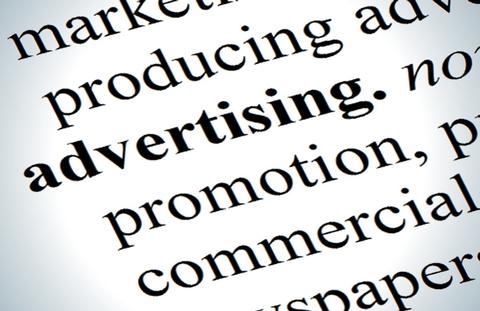 Advertising Word Image