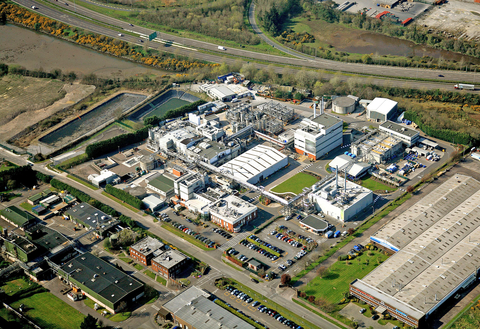 Pfizer Little Island plant Ireland