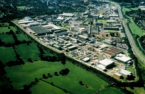 AstraZeneca Macclesfield site