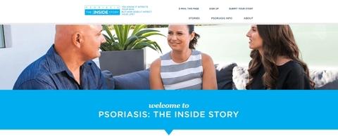 Janssen Psoriasis The Inside Story