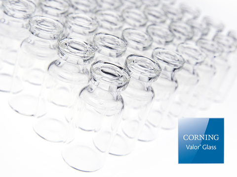 Corning Valor® Glass, A Glass Package Designed