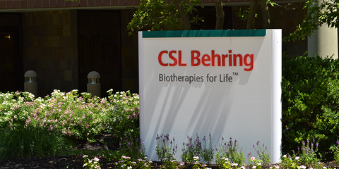 CSL Behring poaches top manufacturing executive from