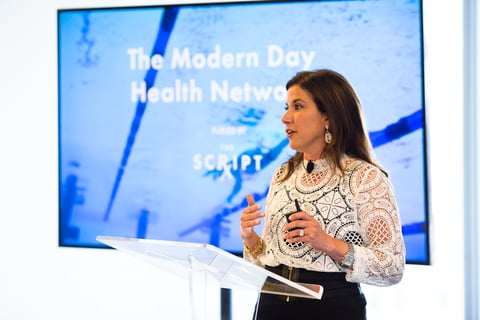 Carrie Moore, head of health at Conde Nast