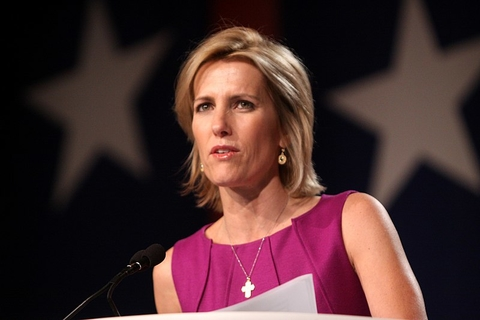 Fox Host Laura Ingraham photo