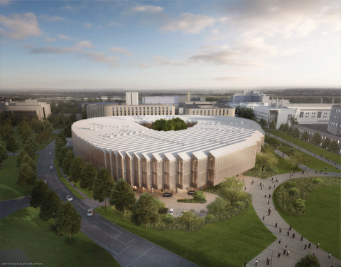 offer discounts half off buy best AstraZeneca admits its delay-ridden HQ project will now cost ...