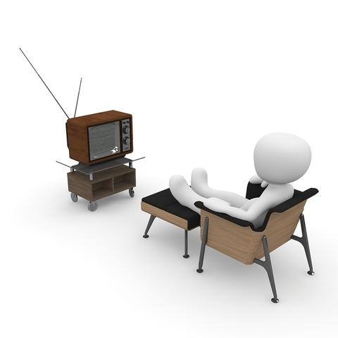 TV watcher image