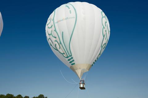 Celgene MS MindShift hot air balloon