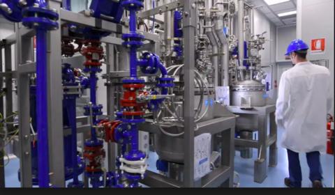 Cambrex manufacturing