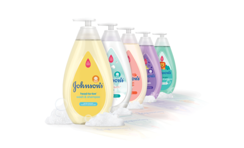 Johnson & Johnson Baby products 2018