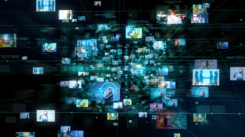 Digital is expected to account for just under half of APAC's ad spend this year (Image metamorworks / iStockPhoto)