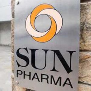 Sun Pharma sign