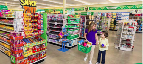 Some Dollar Tree OTC products came from Chinese plant