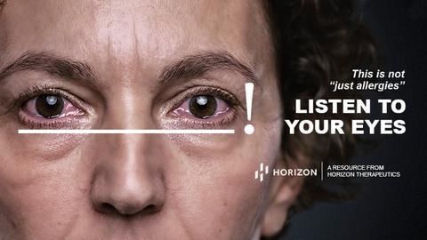 Horizon Builds Community Around Rare Thyroid Eye Disease