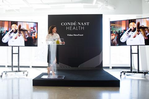 Conde Nast Health Carrie Moore