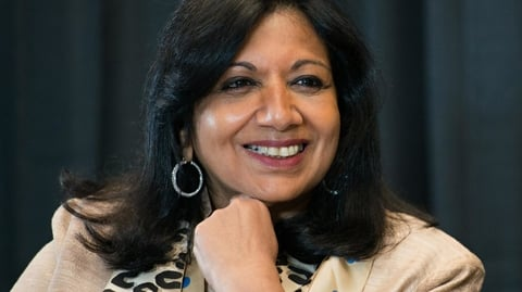 Bicon Managing Director Kiran Mazumdar-Shaw