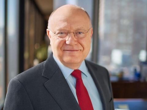 Pfizer CEO Ian Read