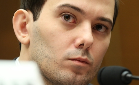 Martin Shkreli Back In The Headlines