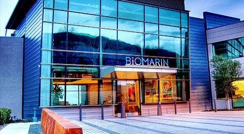 BioMarin building