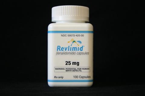 Revlimid bottle